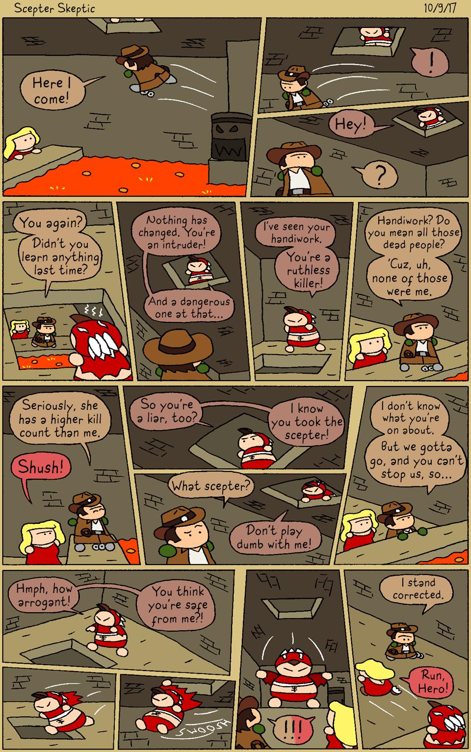 Scepter Skeptic